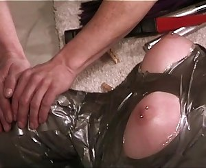 BDSM - Encased, Mummified, Fellated and Fucked