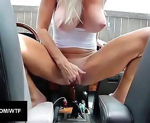 This is why the gear stick always sticky.... What The Fuck!!! - Watch more at LODJIE.COM/WTF