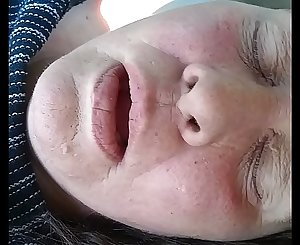 Mature blowing 2